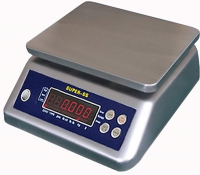ACS Super SS bench scale