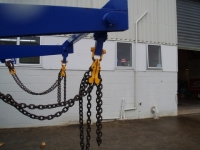 Truck Rear Lift Weigher